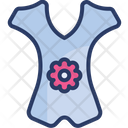 Fit Dress Icon