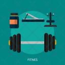 Fitnes Fitness Healthy Icon
