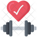 Fitness Gym Pastime Icon