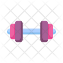 Fitness Dumbbell Gym Equipment Icon
