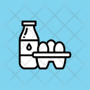 Fitness Workout Diet Icon