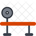 Fitness Gym Exercise Icon