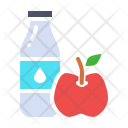Fitness Diet Exercise Icon