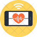 Fitness Health Heart Icon