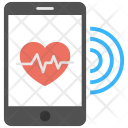 Fitness App Health Icon