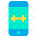 Smartphone Cell Phone Mob Ile Icon