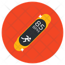 Wearable Tech Activity Tracker Health Tracker Icon