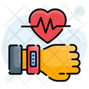 Band Fitbit Fitness Icon