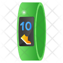 Fitness Watch Fitness Band Smart Band Icon