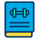 Fitness Book Icon