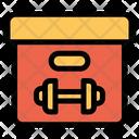 Fitness Box Icon