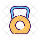 Fitness Equipment Icon