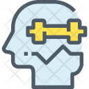 Fitness mind Icon