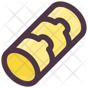 Fitness Exercise Roll Icon