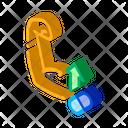Bio Citrus Container Icon