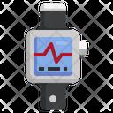 Fitness Tracker Fitness Watch Smartwatch Icon