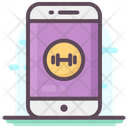 Fitness Tracking App Fitness Analysis App Fitness Monitoring App Icon