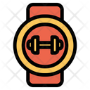 Fitness Watch Icon