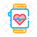 Heart Rate Counter Icon