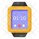 Smart Watch Fitness Watch Fitness Tracker Icon