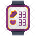 Fitness Watch Fitness Band Watch Icon