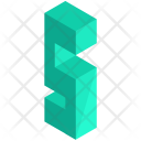 Five Number Icon