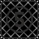 Five Icon