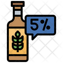 Alcohol Beer Wheat Icon