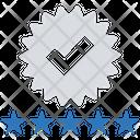 Five Star Content Icon