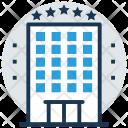 Luxury Hotel Lodge Icon