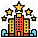 Star Customer Hotel Icon