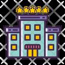 Stars Hotel Icon