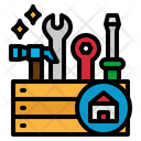 Fix Home Wrench Icon
