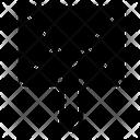Messege Set Icon Glyph Icon