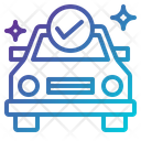 Car Fix Sign Maintainance Icon