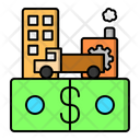 Fixed Asset Fixed Assets Assets Icon