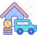 Fixed Assets Icon