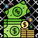 Fixed Deposit Fixed Deposit Secure Money Icon