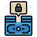 Fixed To Variable Cost Money Saving Icon