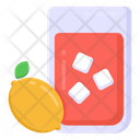 Juice Drink Glass Refreshment Drink Icon