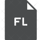 Fl File Extension Extension File Extension Icon