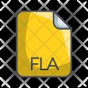 Fla Code File Icon