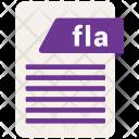 Fla File Icon