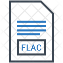 Flac Document File Icon