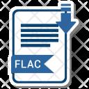 Flac file Icon
