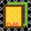 Flac Ile Format Icon