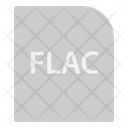 Flac Extension File Icon