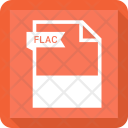 Flac File Extension Icon