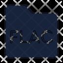 FLAC Folder Icon