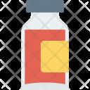 Flacon Injectionvial Medicinevial Icon